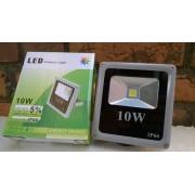 Proiector LED SMD 10W Economic Slim 6500K ( Lumina Rece)