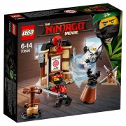 Lego The LEGO Ninjago Movie: Área de entrenamiento de Spinjitzu (70606)