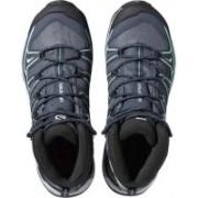 Salomon X ULTRA MID 2 GTX Running Shoes For Women(Blue)
