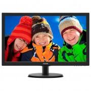"""Philips 223v5lhsb/00 V Line Monitor Lcd 21,5"""" 1 Hdmi Classe B Colore Nero"""
