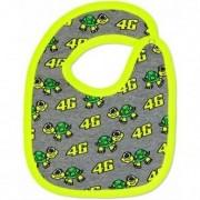 VR46 Baberos Vr46 Turtle 46 Vr 46 308803 Baby Bib