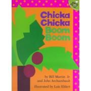 Chicka Chicka Boom Boom, Paperback