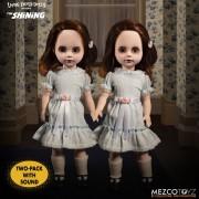 Puppen Deko The Shining - Living Dead Dolls - Talking Grady Twins - MEZ99580