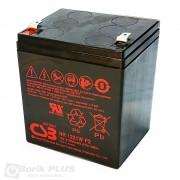 Baterija za UPS 12V 5Ah Olovna VRLA High Rate, CSB HR1221W