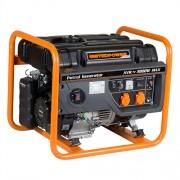 Generator de curent monofazat STAGER GG 4600, 3.8 kW, benzina