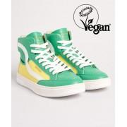 Superdry Vegan Basket Lux Sneaker 39 gelb