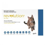 Revolution Cats 5 -15lbs (Blue) 6 Doses