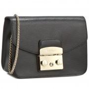 Táska FURLA - Metropolis 820676 B BGZ7 ARE Onyx