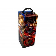 Altavoz con Karaoke GR-WSK125