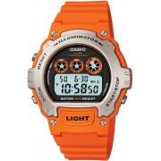 Ceas barbatesc Casio Standard W-214H-4A Illuminator