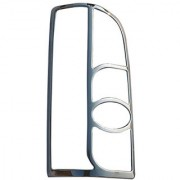 Chrome Tail Light Cover (Common In Versa) For Maruti Eeco (2010 Onwards)