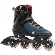 Rollerblade Spark 84 Dark Denim/Jester Red 270