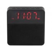 Clipsonic Rádio Despertador TES197N (Preto - Digital - Bateria)