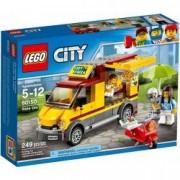 LEGO CITY Furgoneta de pizza 60150 pentru 5-12 ani