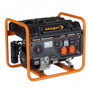 Generator curent electric pe benzina Stager GG 2800, 2.000 W