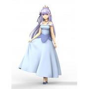 Furyu Re:ZERO SSS PVC Statue Fairy Tale Emilia Sleeping Beauty 21 cm