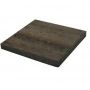 Terrastegel Beton Quadro Schelp Grijs/Bruin 40x40 cm - Per Tegel / 0,16 m2
