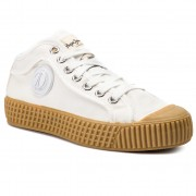 Teniși PEPE JEANS - In-G Hi Girls PGS30403 Off White 803