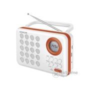 Radio portabil Sencor SRD 220 WOR, cu desteptator, alb