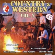 Video Delta World Of Country & Western - Vol. 2-World Of Country & Western - CD