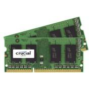 Crucial 4GB DDR3 1600 MT/s Kit 2GBx2 SODIMM 204pin CL11