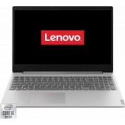 Laptop Lenovo Ideapad S145-15IIL Intel Core (10th Gen) i5-1035G1 256GB SSD 8GB FullHD Platinum Grey