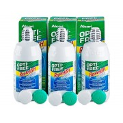 OPTI-FREE RepleniSH kontaktlencse folyadék 3 x 300 ml