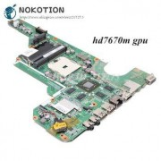 NOKOTION 683030-001 683030-501 DA0R53MB6E1 PC Main Board For HP Pavilion G6 G6-2000 G4 G4-2000 G7-2000 Laptop Motherboard