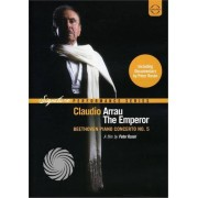 Video Delta CLAUDIO ARRAU - THE EMPEROR - DVD