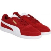 Puma Icra Trainer SD Sneakers For Men(Red)