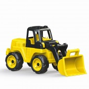 Buldozer pentru copii Dolu, 36 x 72 x 31 cm, 3 ani+
