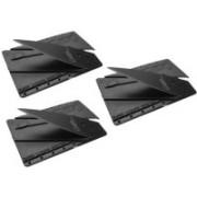 Everything Imported 3 pcs Credit Card Folding Pocket Multi-utility Knife(Black)