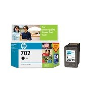 HP 702 Original Ink Cartridge - Black