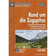 Rund um die Zugspitze Wanderfuhrer 2011