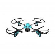 Drone Quad Con 4 Motores, Camara, Wifi Y App - Azul
