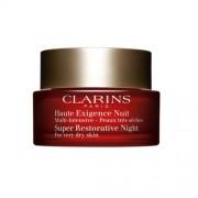 Clarins multi-intensive crema antietà notte multi intensiva pelle secca 50 ml