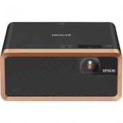Epson EF-100 Mini Laser, Black Streaming Projector