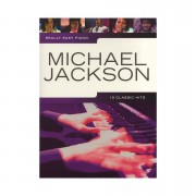 Music Sales Really Easy Piano - Michael Jackson - 19 Classic Hits