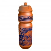 rie:sel design Fla:sche 0.75 litres, skull orange 2019 Bidons