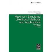 Maximum Simulated Likelihood Methods and Applications par Série édité par Carter Hill & Series édité par Tom Fomby & Édité par William Greene & Édi...