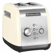 KitchenAid Brödrost 2-skivor Creme