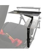 """Next Level Racing NLR-A001 accesorio para simulador de vuelo/carreras Soporte para monitor de simulador de vuelo/carreras Accesorios para simulador de vuelo/carreras (Soporte para monitor de simulador de vuelo/carreras, 60 kg, Negro, 139.7 cm (55""""), 76.2"""