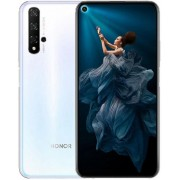"Telefon Mobil Huawei Honor 20 Pro, Procesor Hisilicon Kirin 980, Octa-Core, IPS LCD Capacitive touchscreen 6.26"", 8GB RAM, 256GB Flash, Camera 48 + 8 + 16 + 2 MP, 4G, Wi-Fi, Dual SIM, Android (Alb)"
