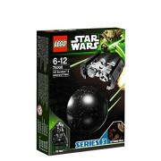 Lego Star Wars Tie Bomber and Asteroid Field