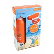 Avène Spray Alta Proteção 50 + Pistola de água Avène 200 ml 0m+
