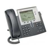 Cisco Unified 7942G IP Phone - Wall Mountable - Dark Grey