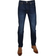 Levi's 502 Jeans City Park Dark - Dunkelblau Größe W 34 - L 30