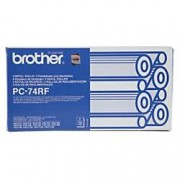 Brother Transfer Belt PC74RF 23 x 6 x 12 cm Black 4 Pieces