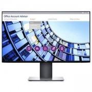 Монитор, Dell U2419HC, 24 инча IPS Anti-Glare, UltraSharp InfinityEdge, 6ms, 1000:1, 250 cd/m2, FullHD 1920x1080, U2419HC_5Y