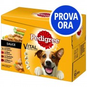 Pedigree Provalo! Pedigree Vital Protection in Salsa - 96 x 100 g